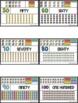 CC Vocab Cards - 1st Grade - Math - Number Words