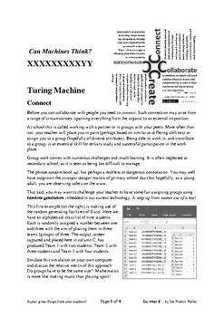 CCCC Turing Machine