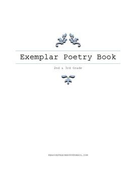 CCCS Appendix B - Exemplar Poetry, 2nd, 3rd