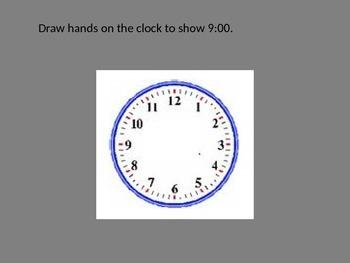 CCGPS Grade 1 Unit 4 Math Review