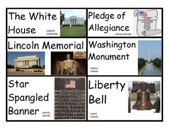CCGPS-Historical Understandings Word Cards