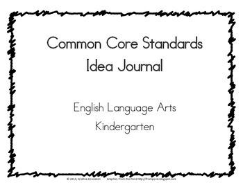 CCLS Kindergarten