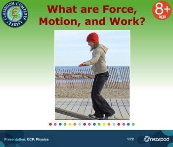 CCP: Physics