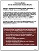 CCQ Teaching Strategies & Scoring Guide:How to Get Maximum