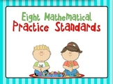 "CCRS Common Core Mathematical Practice Standards ""I Can"" Statements"