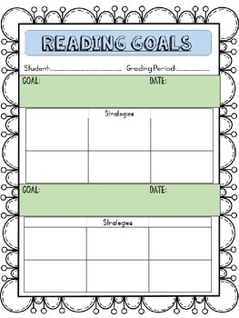 CCS Data Tracking: First Grade Reading Edition