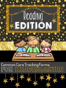 CCS Data Tracking: Kindergarten Reading Edition