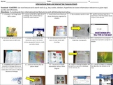 CCS RI.5 Informational Book AND Internet Text Features Cut and Paste-Grade 3