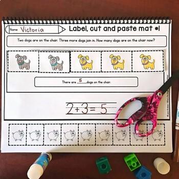 Word Problems for Kindergarten