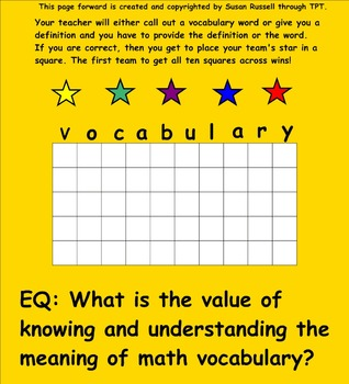 CCS for GR 3 in GA Unit 1 Math Operations