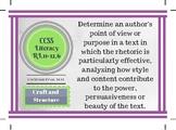 CCSS 11-12 ALL Standards