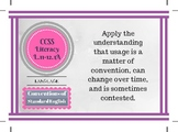 CCSS 11-12 Language