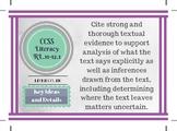 CCSS 11-12 Literature