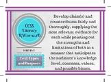 CCSS 11-12 Writing