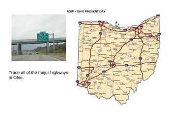 CCSS 14: Ohio's location in the US and its transportation systems