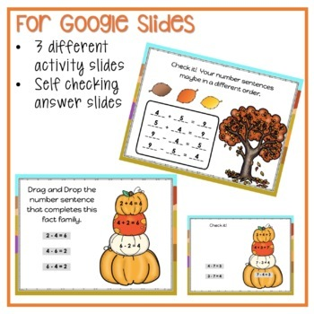 FACT FAMILIES WORKSHEETS, LESSON PLANS, CENTERS, GAMES, ACTIVITIES AND MORE