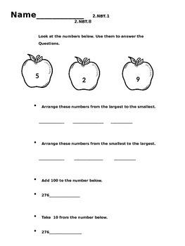 CCSS 2nd Grade Math