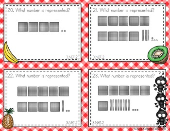 Addition Task Cards CCSS 3.NBT.2