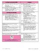 3rd Grade ELA Standards Checklist (Common Core)