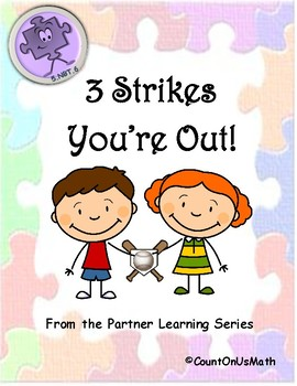 CCSS 5.NBT.6 Three Strikes You're Out!