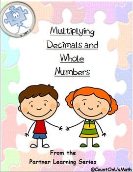CCSS 5.NBT.7 Multiply Whole Numbers and Decimals
