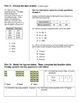CCSS 6.EE.9 Test on Functions, Tables, and Rules