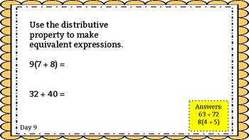 CCSS 6th Grade Math Fluency Mini Units (Google Drive)