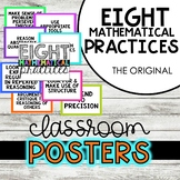 8 Mathematical Practices Posters - The Original