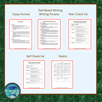 """CCSS """"A TRIP TO THE ZOO"""" TEXT-BASED WRITING ASSIGNMENT"""