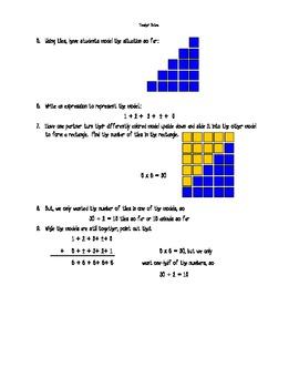 CCSS Algebra & Patterns:  One Duck Stuck