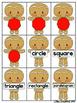 Shapes: Gingerbread SPLAT!