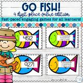 Place Value Game: 4 Digit Go Fish