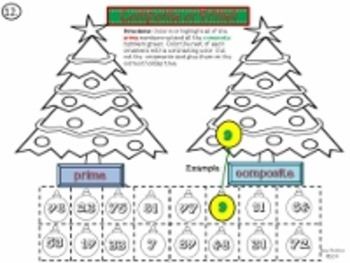 CCSS Aligned Christmas Themed  Math-Mixed Review