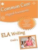 CCSS Aligned ELA WRITING Assessment Bank Grade 4