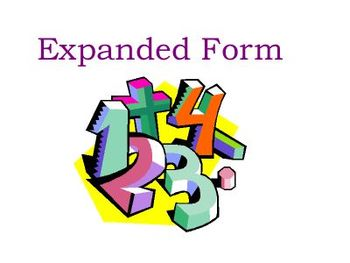CCSS Aligned: Expanded Form