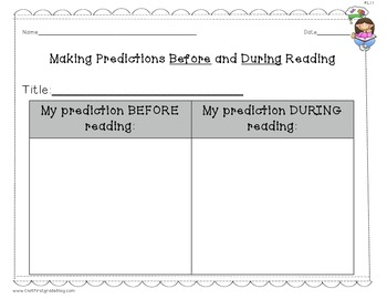 Fiction Reading Response Sampler-CCSS Aligned