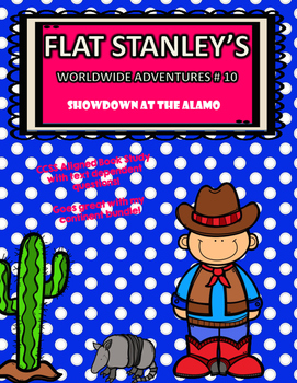 CCSS Aligned: Flat Stanley's Worldwide Adventures #10 30 Page Bundle