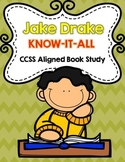 CCSS Aligned Jake Drake Know-It-All by Andrew Clements Boo