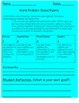 CCSS Aligned Math Word Problems for Math Journals