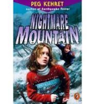 CCSS Aligned Nightmare Mountain Unit Activies