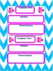 CCSS Aligned Place Value Vocabulary Cards and Journal Pages