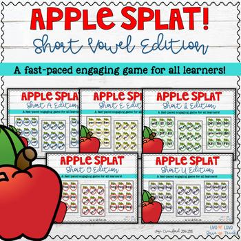 Short Vowels Games - Apple SPLAT!