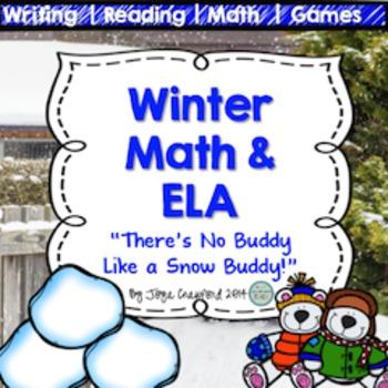 Winter ELA and Math