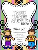 CCSS Aligned: Third Grade Angels by Jerry Spinelli Book Study 48 Pages!