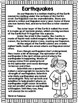 CCSS Aligned Weather Close Reading Bundle 10 Passages + Te