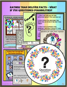 CCSS Application Tool – with Multiple Intelligence Lesson Tasks