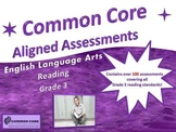 CCSS Assessment Bundle Reading Grades 3-5, Math Grade 3