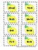 CCSS Associative Property Addition to 100 meaning of equal sign {lemonade}