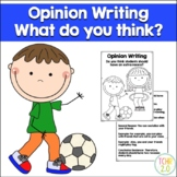 Opinion Writing Extra Recess