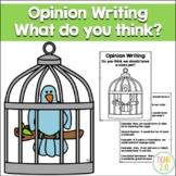 Opinion Writing Class Pet